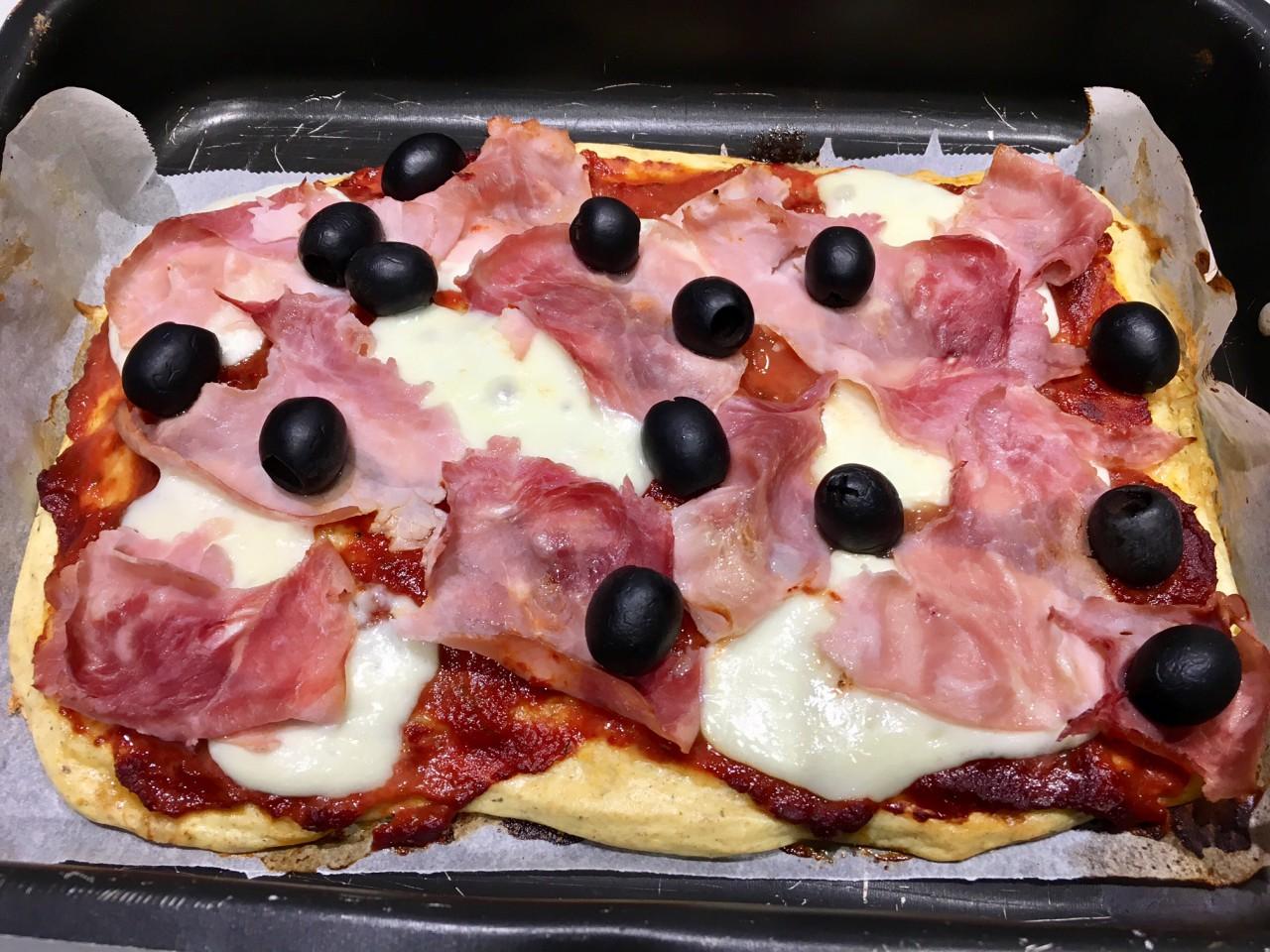 IR barát pizza